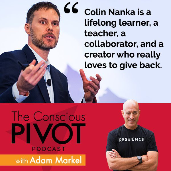 The Conscious PIVOT, enablement , empowerment, leadership, learning, leadership development
